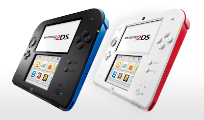 Nintendo to release affordable 2DS model in October 2013