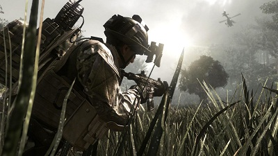Call of Duty Ghosts to feature minimal Kinect implementation