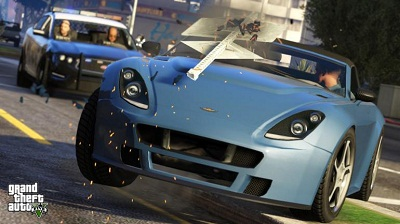 GTA Online set to launch on October 1, 2013