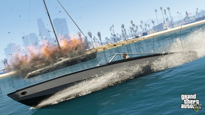 Grand Theft Auto V earns $800 million in one day