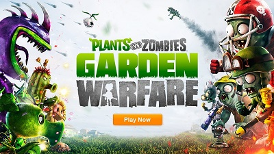 Plants vs Zombies Garden Warfare to have multiplayer-only gameplay