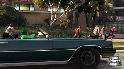 Rockstar Games investigating early release of GTA 5 on Amazon