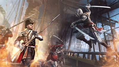 Assassin's Creed 4 Black Flag DLC to be released for PS3 and PS4 only