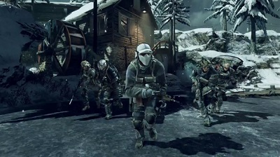 Call of Duty Ghosts to require day one patch for 1080p on PlayStation 4