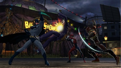 DC Universe Online to rely on same servers for PS3 and PS4