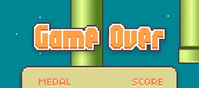 Flappy Bird no longer available on App Store, Google Play