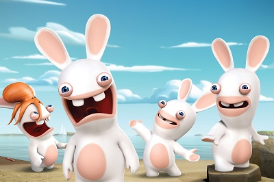 Ubisoft, Sony Pictures teaming up for Rabbids movie