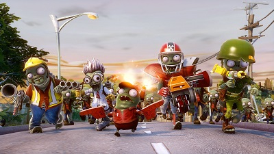 EA, PopCap release free Plants vs. Zombies Garden Warfare DLC