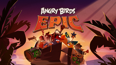 Rovio adds Angry Birds Epic to Angry Birds franchise