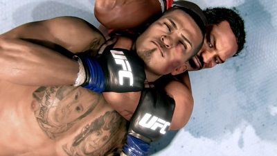 EA Sports UFC to be released on June 17, 2014