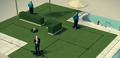 Hitman GO to be released on iOS devices on April 17, 2014