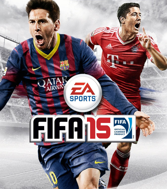 FIFA 15 goal-line technology