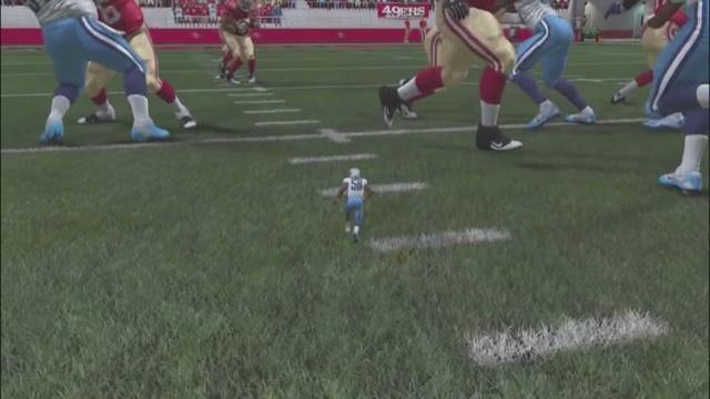 Madden NFL 15 glitch