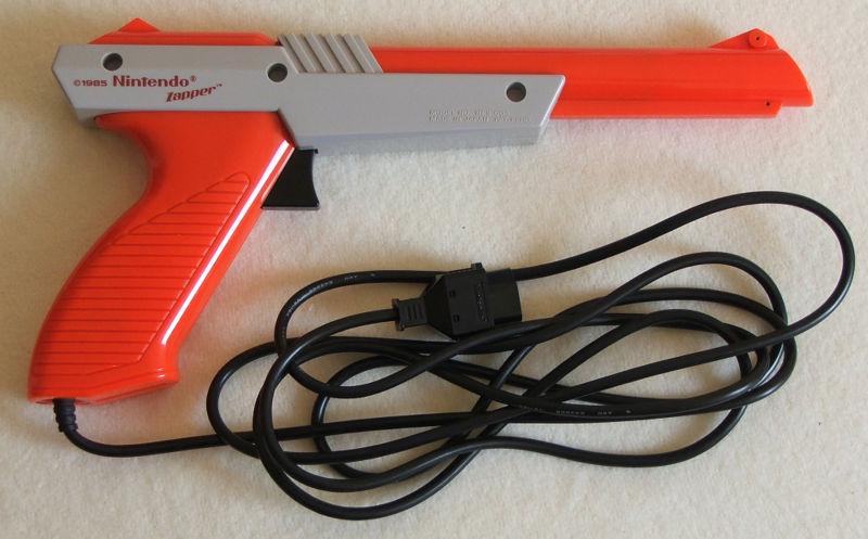 Nintendo beam gun
