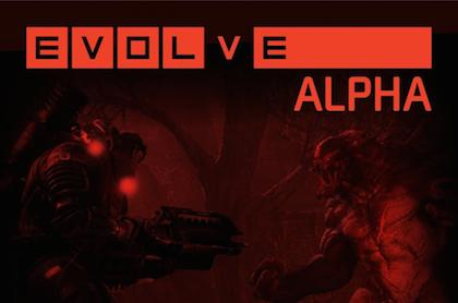 The Big Alpha test of Evolve
