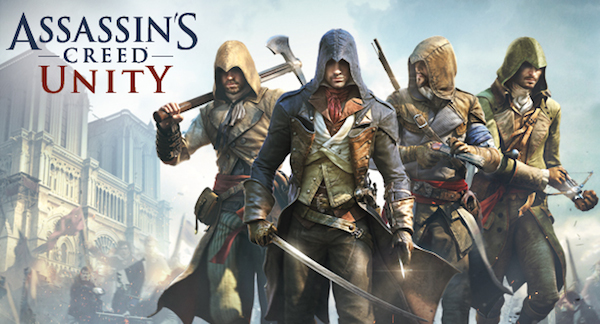 Assassin's creed-UNity