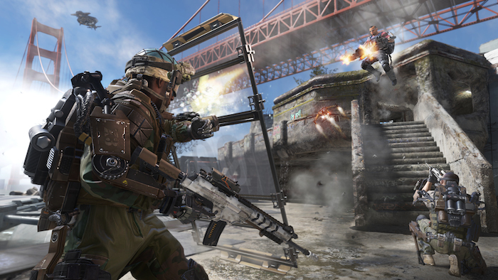 Call of Duty-Advanced Warfare