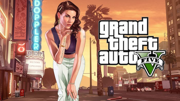 GTA V to have first-person perspective