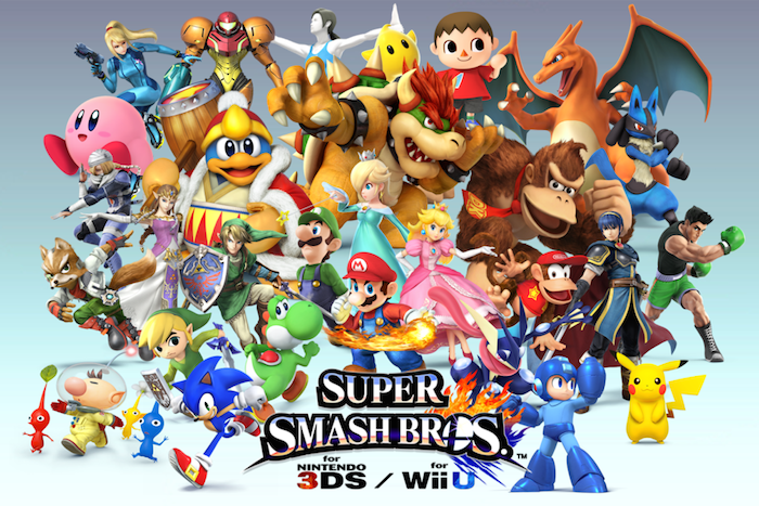 Super Smash Bros. DLC