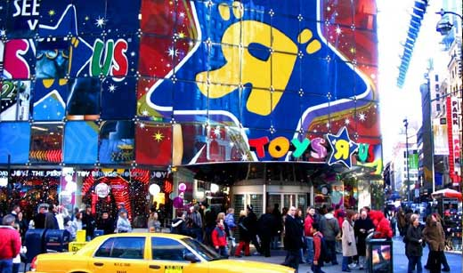 Toys R Us to shut down in New York  Latest & Upcoming